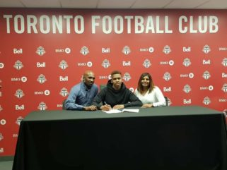 Another GSSA youth player signs for TFC 3