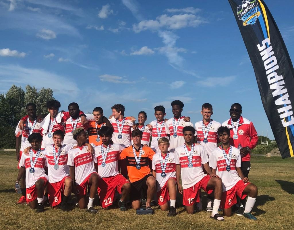 GSSA U18 Squad wins Silver Medal at 2019 Ottawa Showcase 5